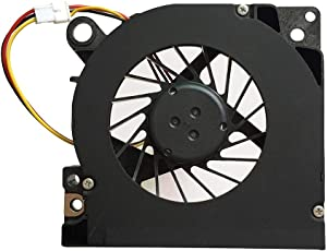 New Laptop CPU Cooling Fan Replacement Fan for Dell Latitude D620 D630 D630c D631 Dell Inspiron 1525 1526 1545 1546 Series 0YT944