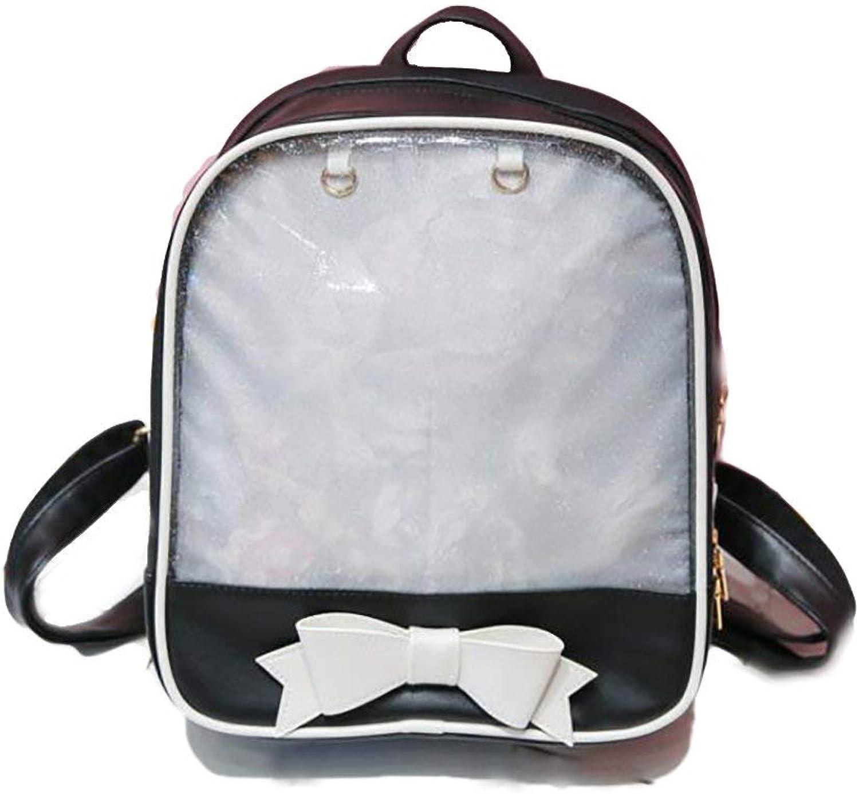 Amayay Daypacks Daypacks Daypacks Erwachsene Vintage Stylisch Backpack Fashion Damen Tasche Casual Multifunktions Einfacher Stil Leder Rucksack Handtasche Pu 27  10  31Cm (Farbe   Colour, Größe   One Größe) B07Q5XRTT3  Qualitätsprodukte 00ca78
