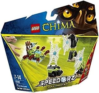 レゴ (LEGO) チーマ スパイダー・ダッシュ 70138