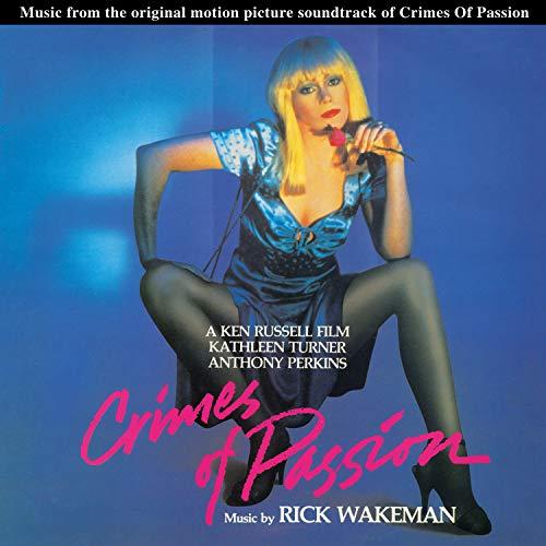 Crimes Of Passion - Original Motion Picture Soundtrack [Vinyl LP]