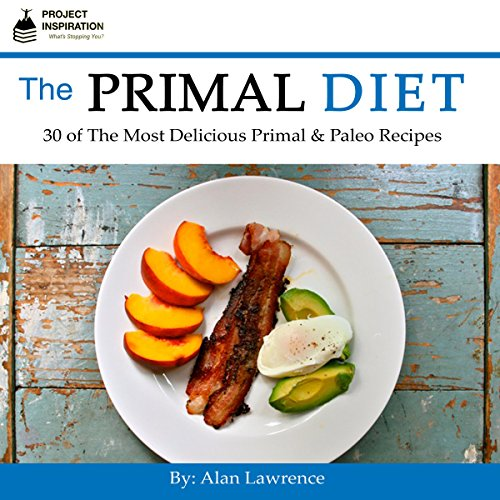 The Primal Diet audiobook cover art