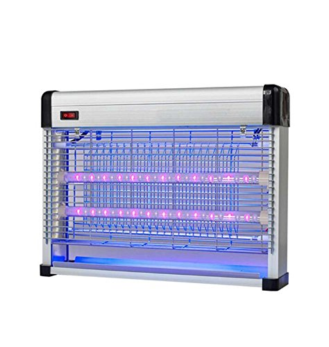 Mosquitto UV-lampen voor binnen en buiten.