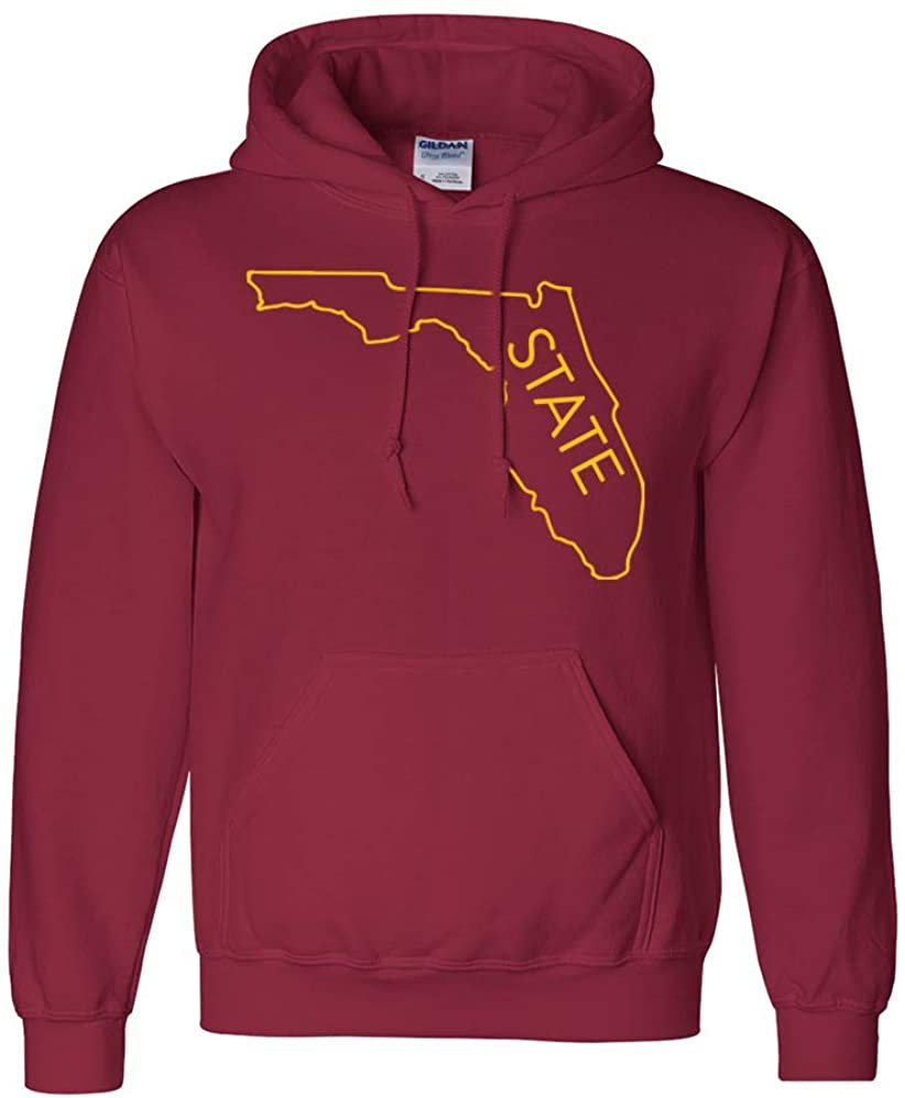 Campus Originals Florida State Directly managed store Outline Vintage Men's Surprise price Soft Super