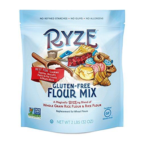 RYZE Gluten Free Flour - Natural, No Fillers, 2lbs