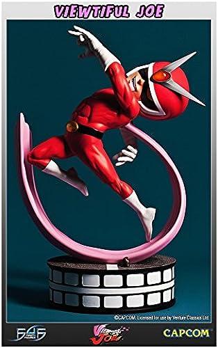Viewtiful Joe Capcom's All-Stars Sammlerstatue