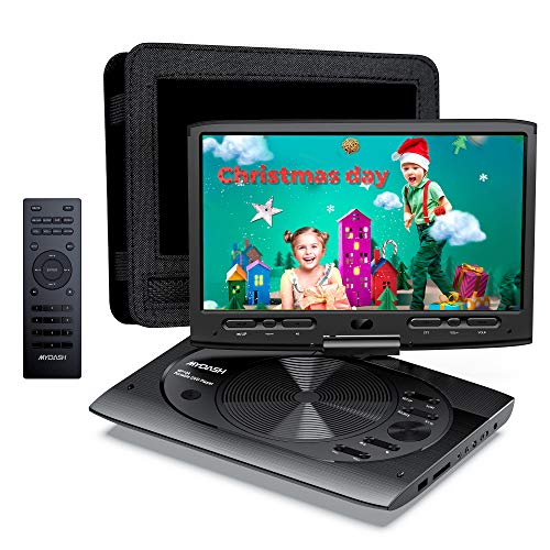 MYDASH Portable DVD Player 12.5