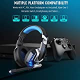 Zoom IMG-1 iporachx cuffie gaming over ear