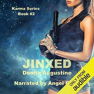 Jinxed audiobook cover art