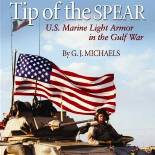 Tip of the Spear audiobook cover art