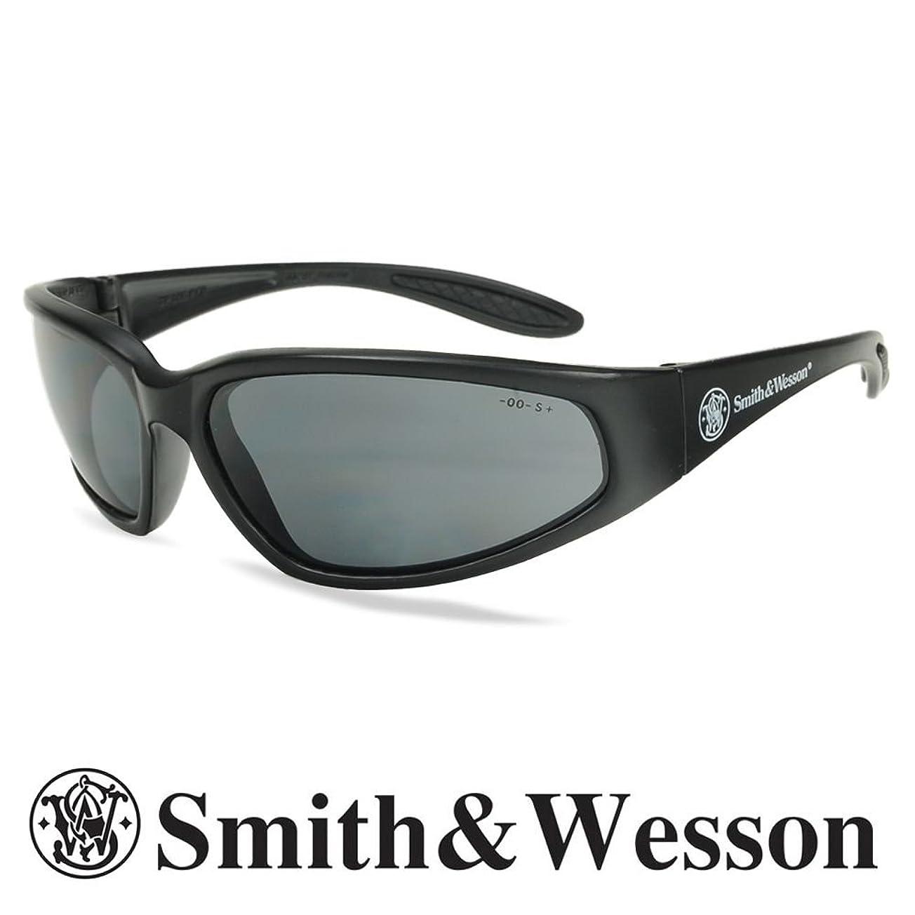 気をつけてガチョウ部屋を掃除する[Smith & Wesson] S&W スミス&ウェッソン 38 Specials 38スペシャル UVカットサングラス [ブラックスモークレンズ]