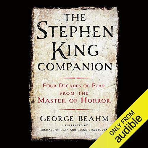 The Stephen King Companion audiobook cover art