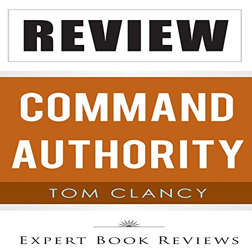 Review: Tom Clancy's Command Authority (A Jack Ryan Novel) cover art