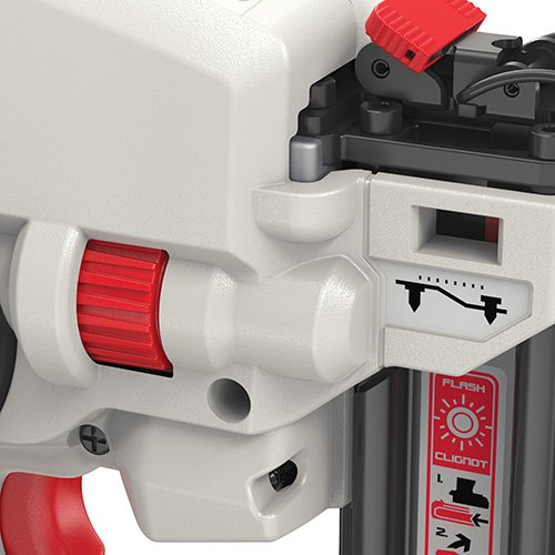 PORTER-CABLE 20V MAX Cordless Brad Nailer Kit, 18GA (PCC790LA)