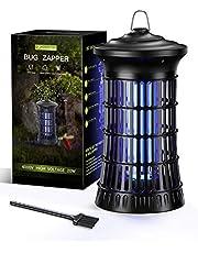 Kasmotion Lámpara Antimosquitos Eléctrico,20W UV LED Mosquito Lámpara Trampa,Aparato Antimosquitos para Insectos,Moscas,Polillas, para Dormitorio,Salón,Cocina,Jardín