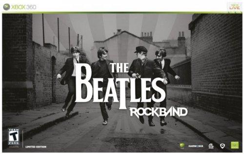 The Beatles : Rock Band - édition limitée