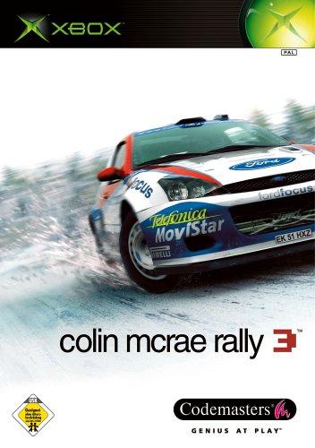 Colin McRae Rally 3 [Importación alemana] [Xbox]