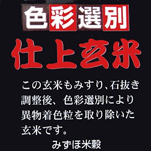 米屋清米衛鳥取県産玄米鳥取県認証有機JAS認証有機栽培米コシヒカリとどみ(選別済)5kg