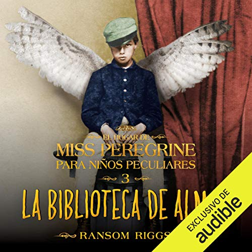 La biblioteca de almas                   By:                                                                                                                                 Ransom Riggs                               Narrated by:                                                                                                                                 Ignacio Latorre                      Length: 15 hrs and 37 mins     Not rated yet     Overall 0.0