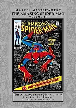 Marvel Masterworks: The Amazing Spider-Man, Vol. 11 - Book #122 of the Marvel Masterworks