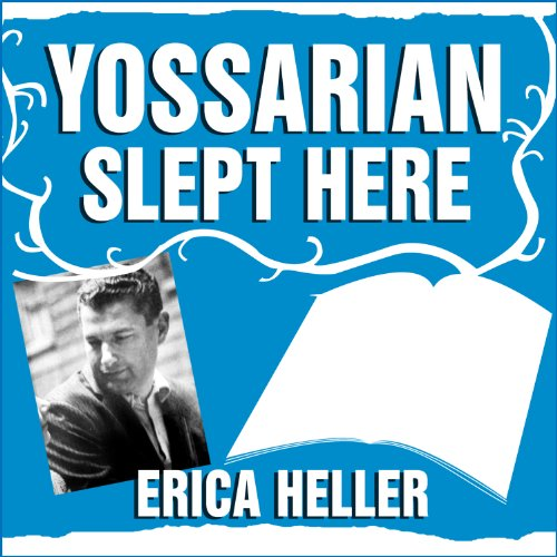Yossarian Slept Here audiobook cover art
