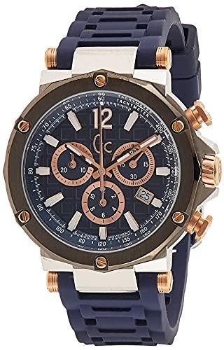 GUESS COLLECTION Relojes de Pulsera para Hombres Y53007G7MF