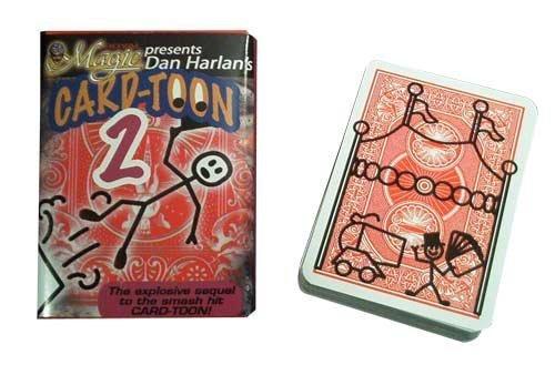 Baraja Cardtoon II - Dan Harlan