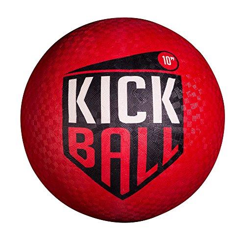 Franklin Sports Rubber Kickball - 10 Inch Diameter