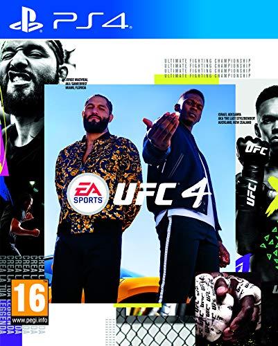 UFC4 - PlayStation 4