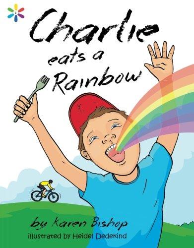 Charlie Eats A Rainbow