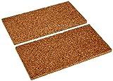 italfrom–Paquetes de 1m²–Paneles de corcho de 1cm a 6cm–aislante térmico, Sónico para tejado, abrigos y suelos (conf. 1m² de 4cm)