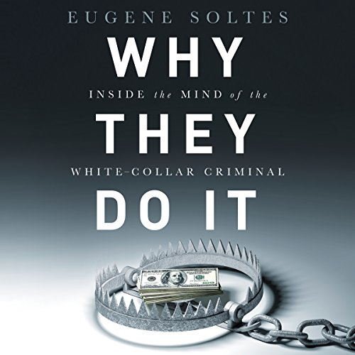 Why They Do It audiobook cover art