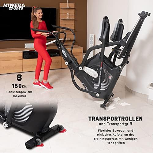 Miweba Sports Crosstrainer MC700-4