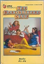 The Baby-Sitter's Club Boxed Set, Book Nos. 1-4: Kristy's Great Idea / Claudio and the Phantom Phone Calls / The Truth About Stacy / Mary Anne Saves the Day by Ann M. Martin (1991-11-03)