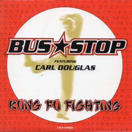 Kung fu fighting 2-track CARD SLEEVE - 1) Kung fu fighting (radio edit) 2) Throw those hands up - CDSINGLE