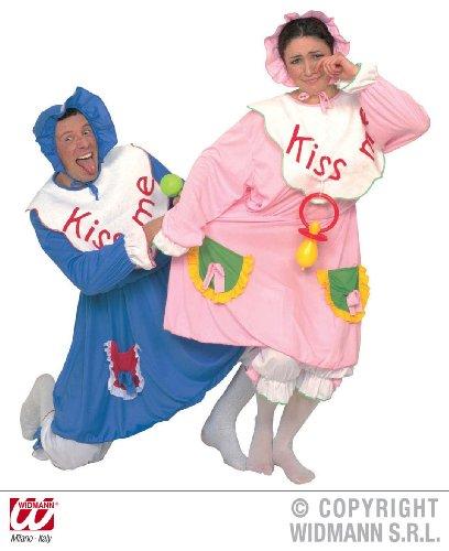 Widmann - kostuum baby unisex, volwassenen, CS923924/M, kleur willekeurig, maat M