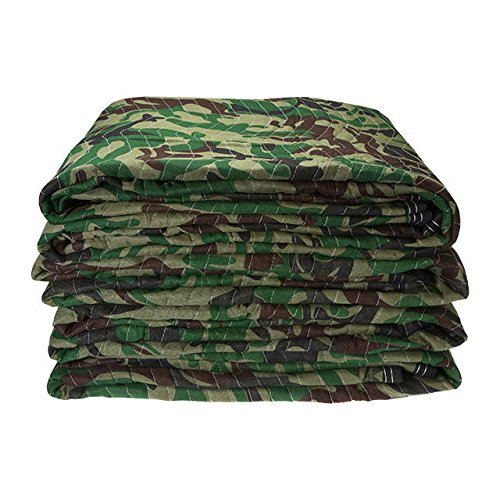 US Cargo Control Camo Moving Blankets