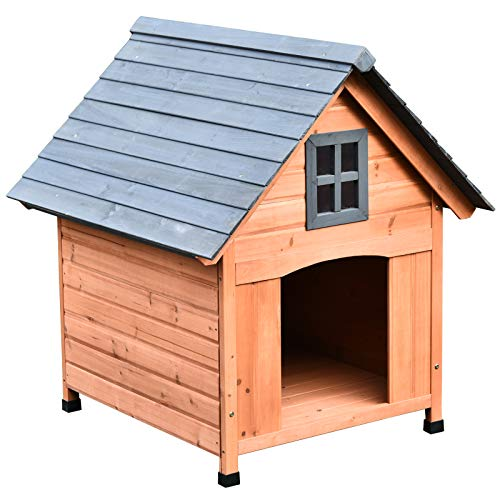 cuccia cane 30 kg Casetta Rialzata per Cani fino a 30 kg