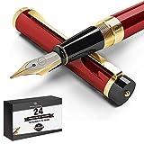 Dryden Designs Fountain Pen Medium Nib,...