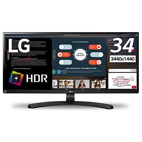 【Amazon.co.jp 限定】LG モニター ディスプレイ 34WL750-B 34インチ/ウルトラワイド(3440×1440)/IPS 非光...
