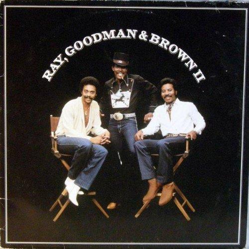 Ray, Goodman & Brown - Ray, Goodman & Brown II - Mercury - 6359 038