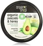 Organic Shop Express Miel Aguacate Mascarilla Capilar Reparadora - 250 ml
