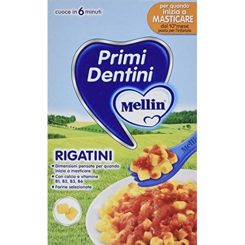 Mellin Rigatini Pastina 280g