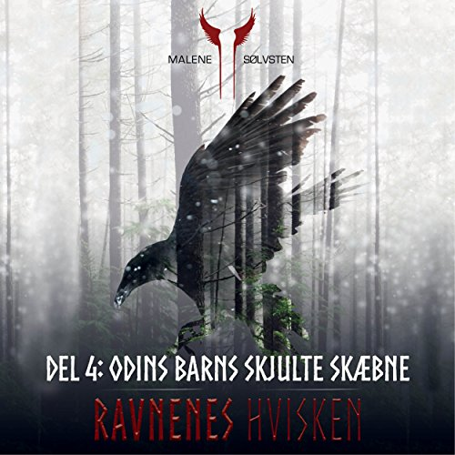 Odins barns skjulte skæbne audiobook cover art