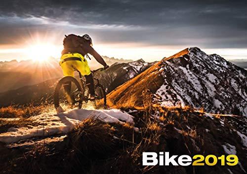 Bike 2019 Calendar: The Ultimate Mountain Biking Calendar