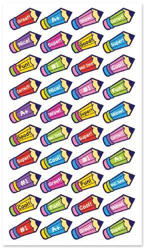 EK Success Sticko Stickers, Pencil Repeats
