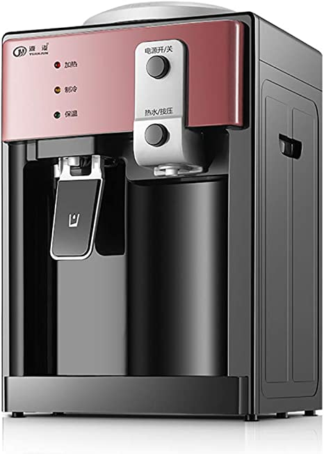 Hot Water Dispenser Hot And Cold Water Cooling 15 Celsius With Fast Boiling Stainless Steel Liner No Repeat Cooking Amazon De Home Kitchen