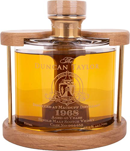 Duncan Taylor MACDUFF 45 Years Old Tantalus 1968 Whisky (1 x 0.7 l)