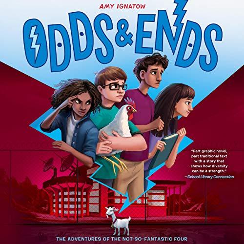 Couverture de Odds & Ends