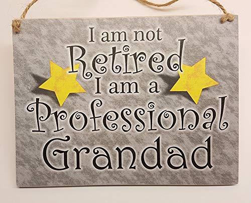 'No estoy jubilado soy un profesional...