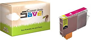 CompAndSave Replacement for Canon MultiPASS F80 Printer Inkjet Cartridge, Canon BCI-3eM Magenta Ink Cartridge